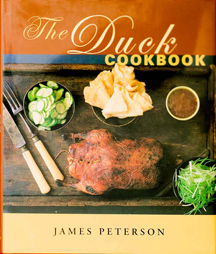 The Duck Cookbook cover