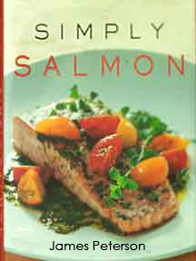 Simply Salmon cover